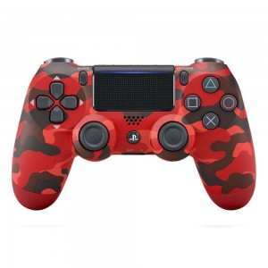 TAY CHƠI GAME DUALSHOCK 4 RED CAMOUFLAGE |CUH-ZCT2G 30